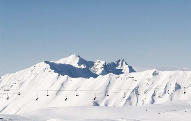 Skigebiet Warth-Schröcken, Bregenzerwald, Vorarlberg (c) walser-image.com