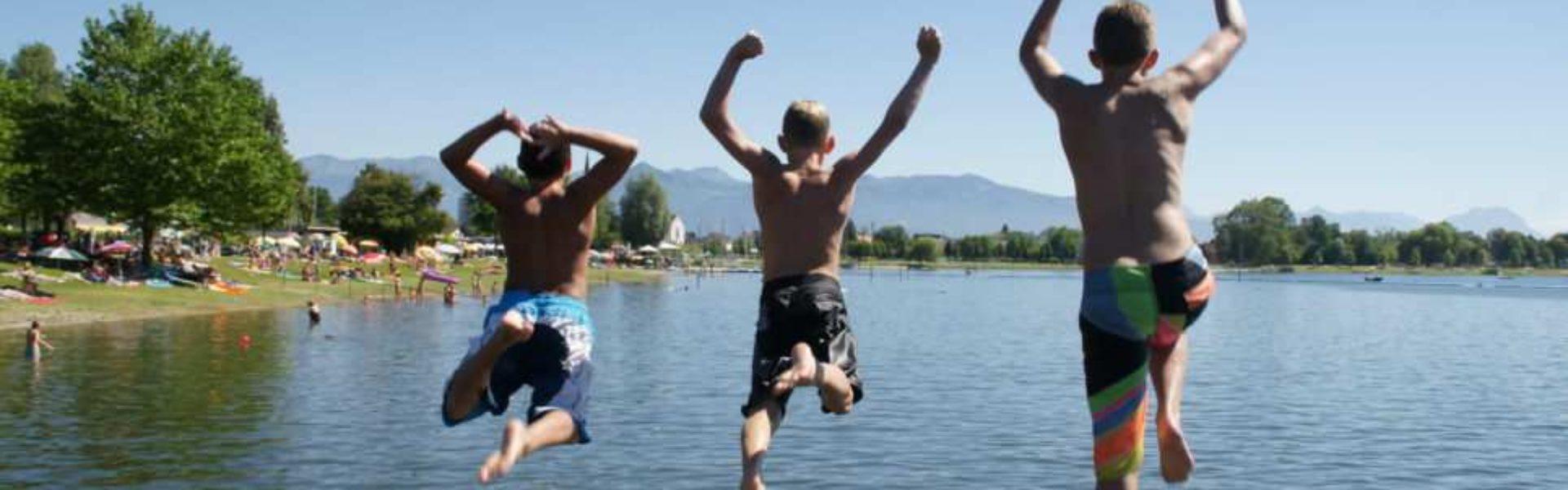 Baden Im Bodensee Urlaub Am Wasser In Vorarlberg