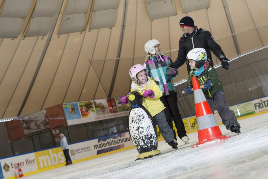 Eislaufen (c) Patrick Säly-Aktivpark Montafon