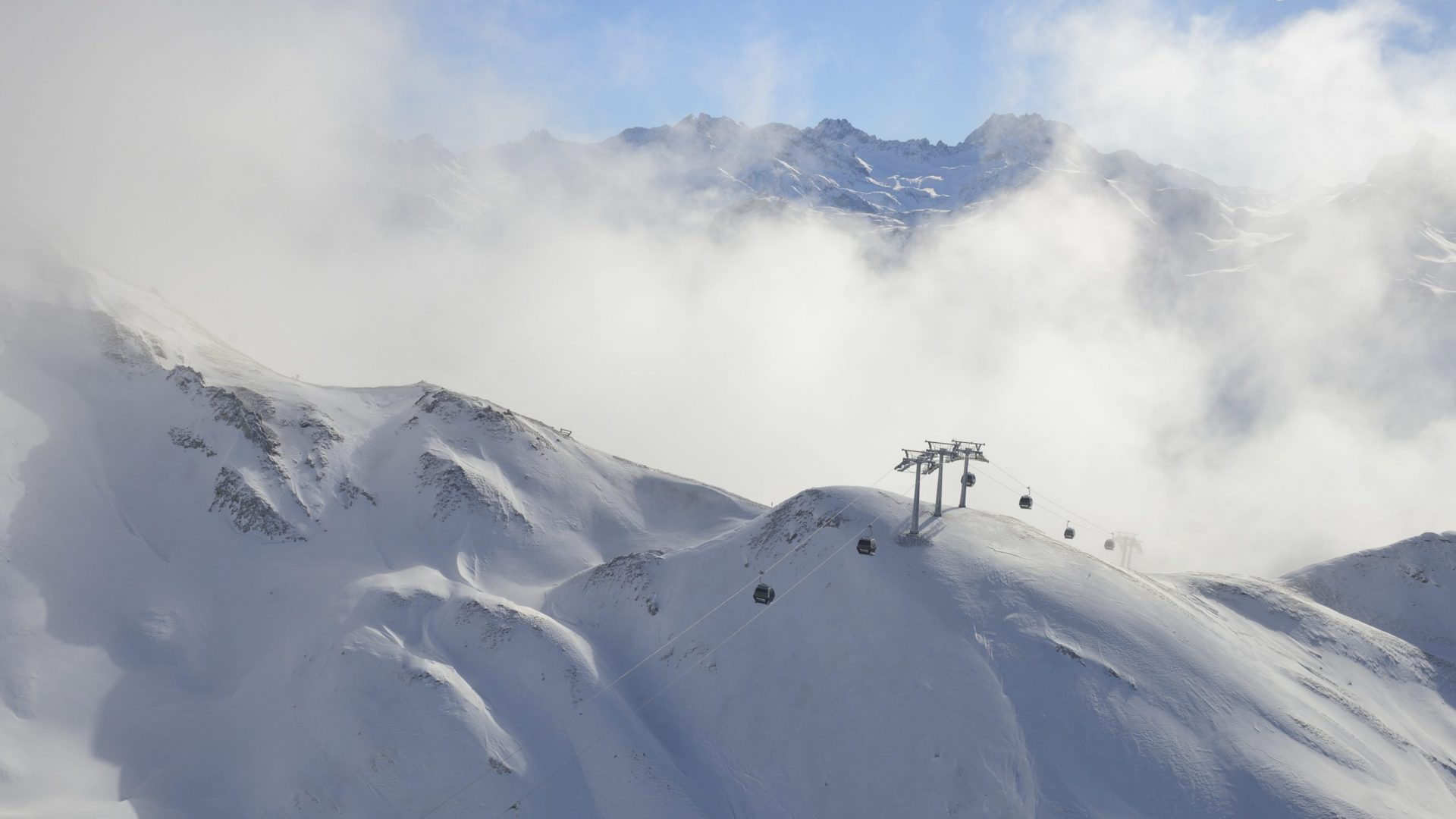 Winterurlaub in Vorarlberg, Flexenbahn, Lech Zürs am Arlberg (c) Ski Arlberg