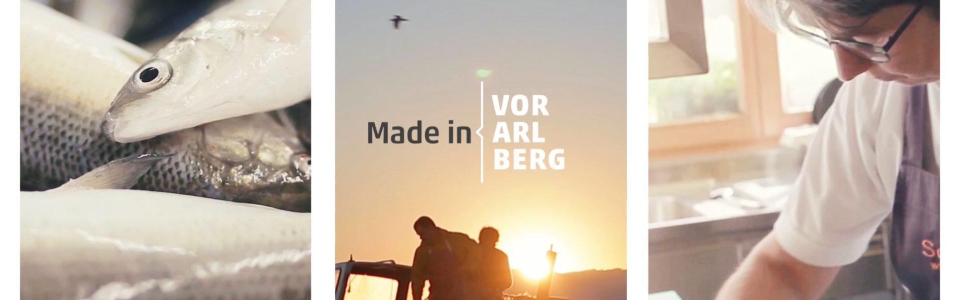 Fischerei Bösch, Made in Vorarlberg, Video © Markus Gmeiner, Matak films / Vorarlberg Tourismus GmbH
