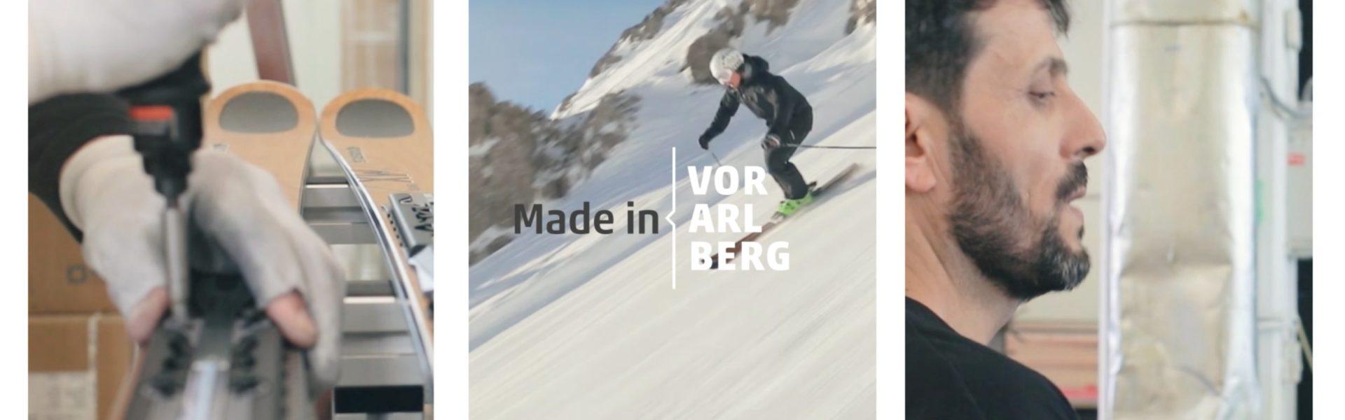 Kästle Ski, Made in Vorarlberg, Video © Markus Gmeiner Matak films / Vorarlberg Tourismus GmbH