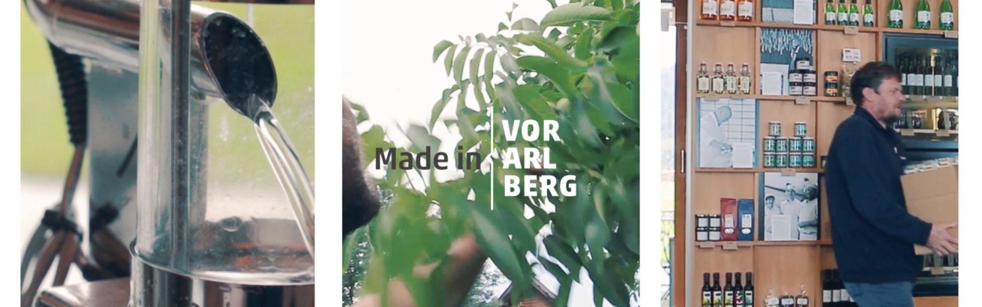 Schobel Höchstgenuss, Made in Vorarlberg, Video © Markus Gmeiner Matak films / Vorarlberg Tourismus GmbH