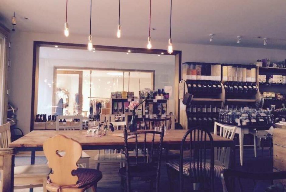Frida Bioladen und Café, Hohenems (c) Frida Bioladen.Café