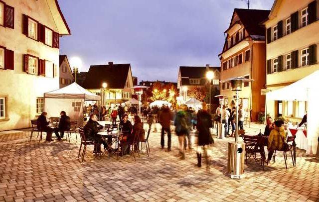 Hohenems, Salomon Sulzer Platz, Jüdisches Viertel, Stadterlebnis (c) Alexander Schabernig Fotografie