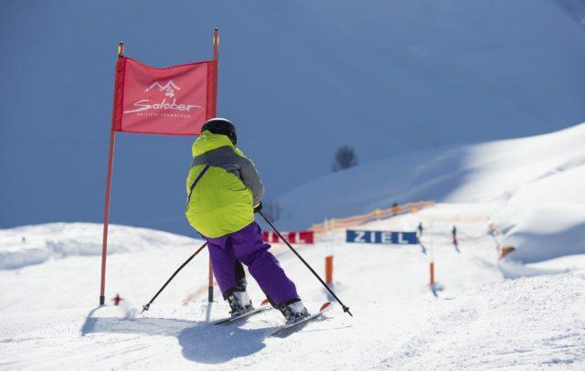 Skirennen, Parallel-Riesentorlauf, Skigebiet Warth-Schröcken © Warth-Schröcken Tourismus