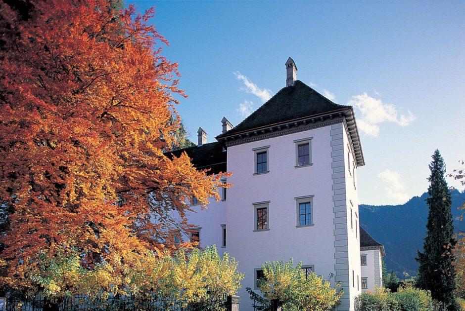 Renaissance Palast Hohenems (c) Tourismus & Stadtmarketing Hohenems