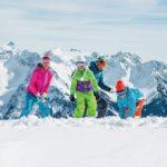 Spass im Schnee (c) Daniel Zangerl/Montafon Tourismus