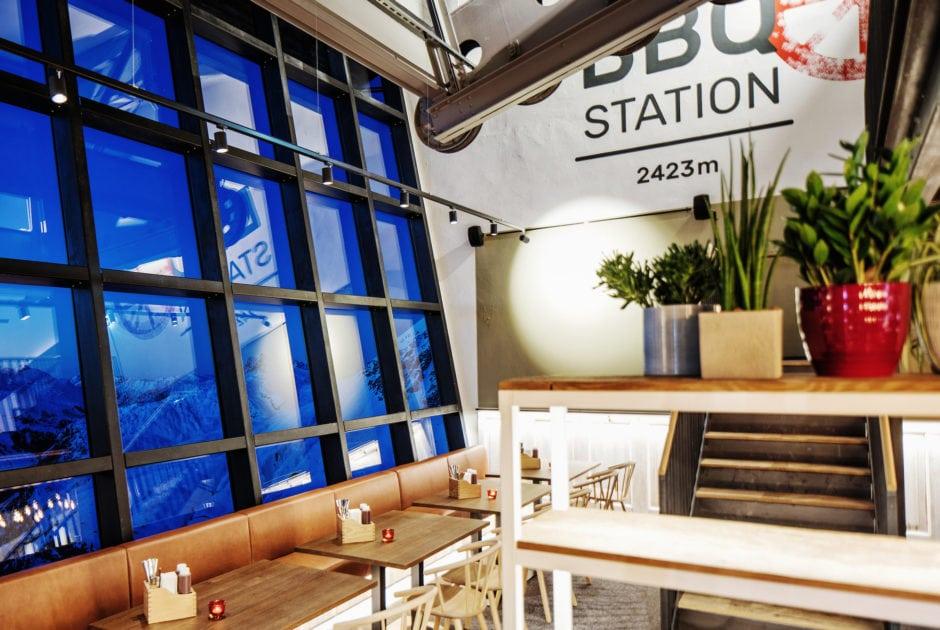 Restaurant Trittkopf BBQ Station, Zürs, (c) Markus Gmeiner