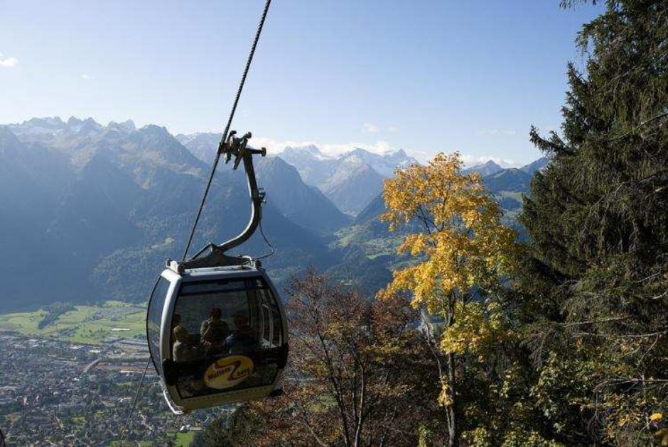 Bludenz Stadterlebnis, Muttersberg Seilbahn (c) Alpenregion-Vorarlberg