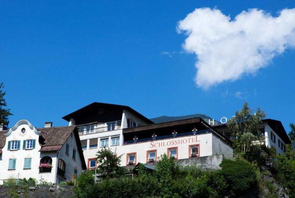 Bludenz, Stadterlebnis, Schlosshotel Dörflinger (c) Schlosshotel-Dörflinger