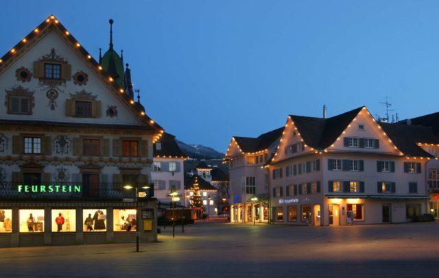 Marktplatz Dornbirn (c) wikimedia.commons