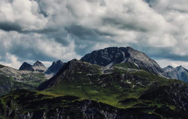 Rüfikopf © Markus Gmeiner / Vorarlberg Tourismus GmbH