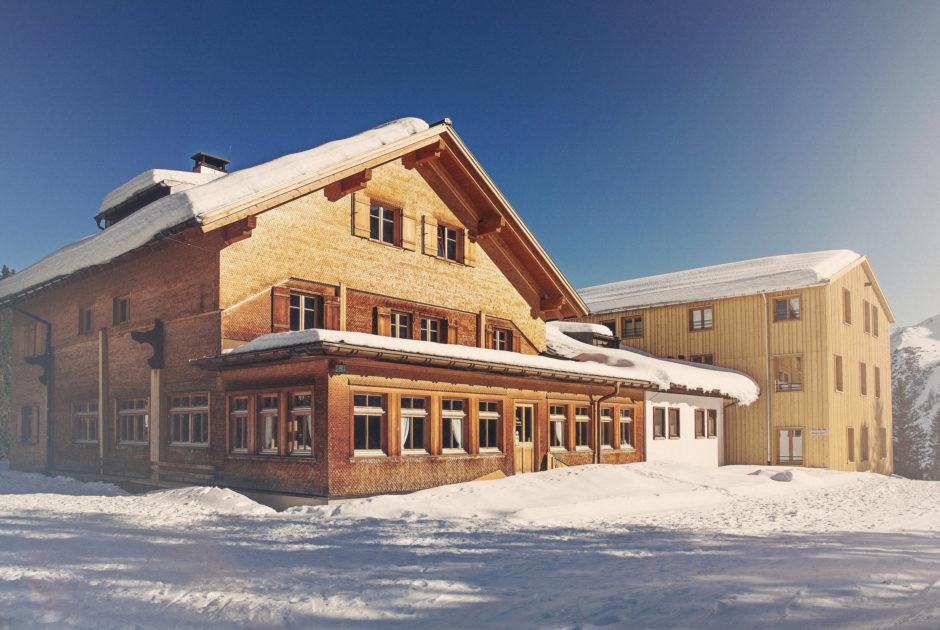 Lindauerhütte, Tschagguns © Markus Gmeiner / Vorarlberg Tourismus GmbH