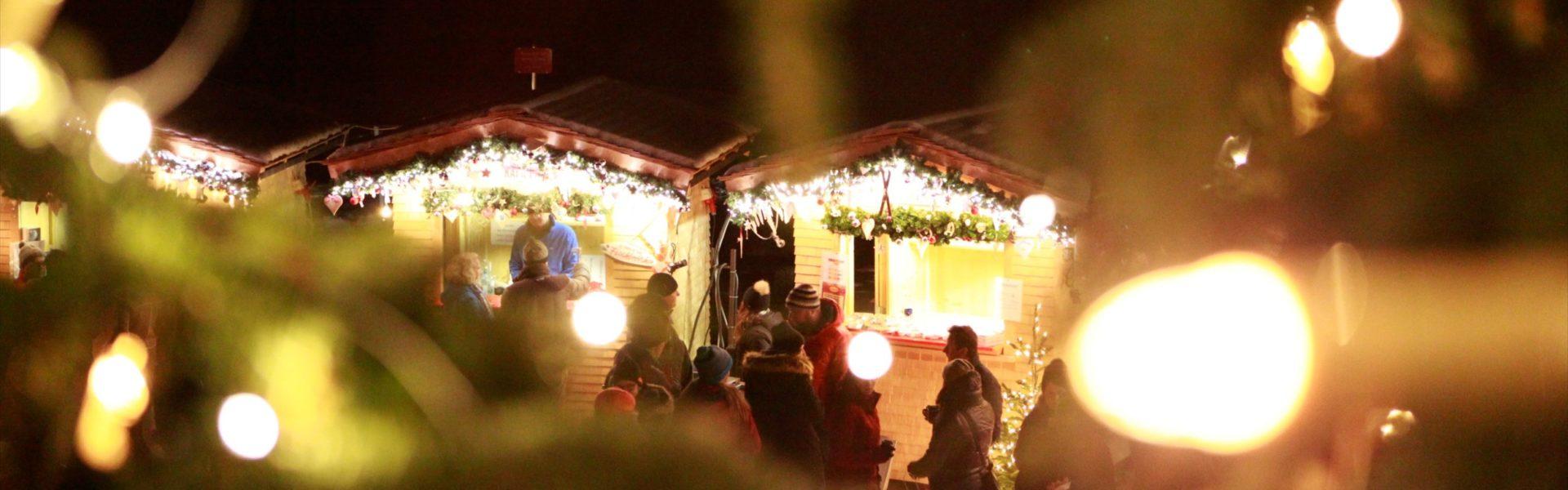 Weihnachtsmarkt in Zug, Lech am Arlberg © Lech Zürs Tourismus GmbH