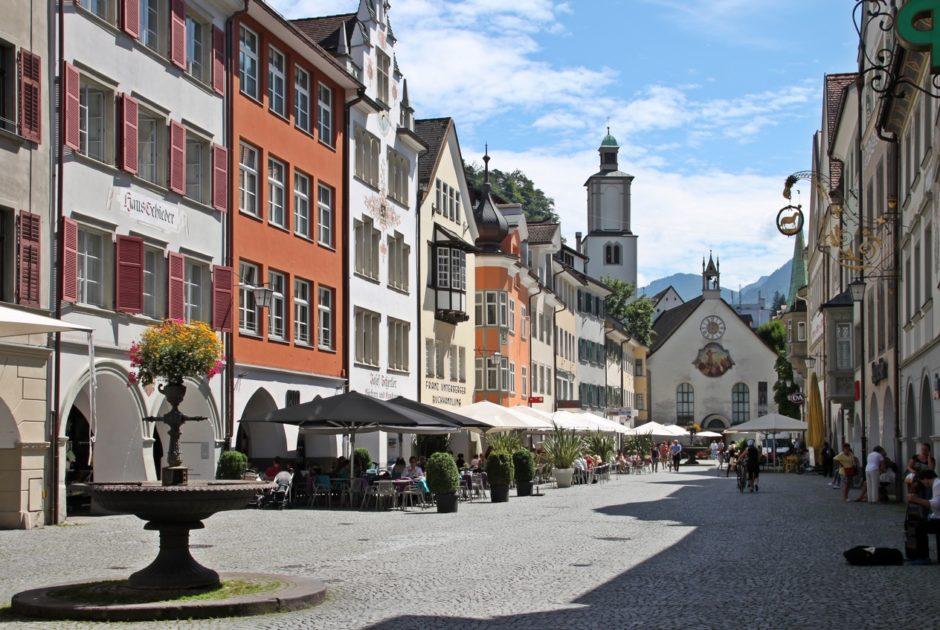 Feldkirch Marktplatz (c) wikipedia