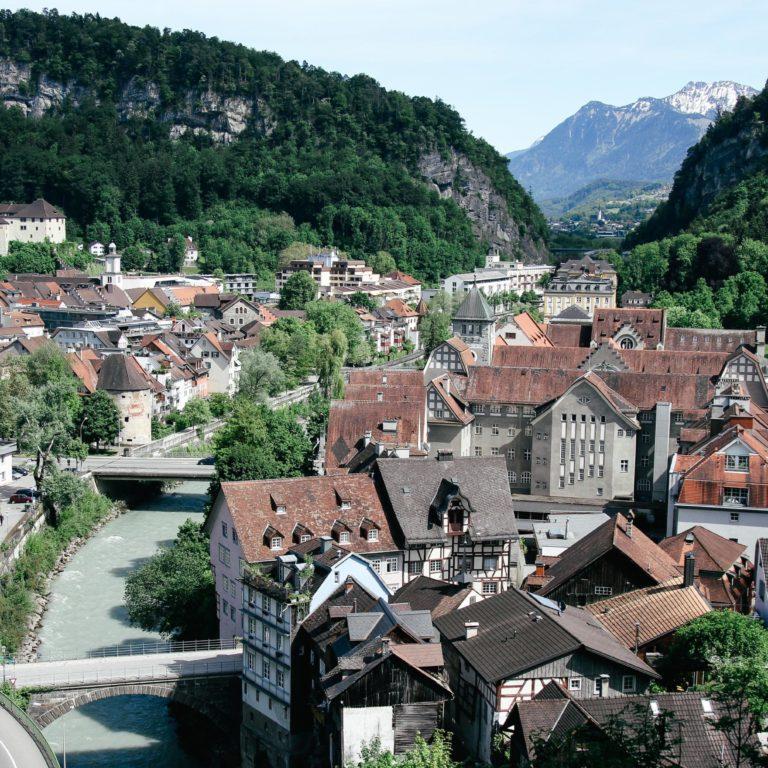 Feldkirch mit Schattenburg, Städtetrip(c) bergfex / Vorarlberg Tourismus GmbH
