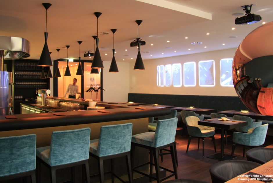 RIO Kino, Restaurant, Bar (c) Rauch Gastronomie, RIO Kino, Feldkirch