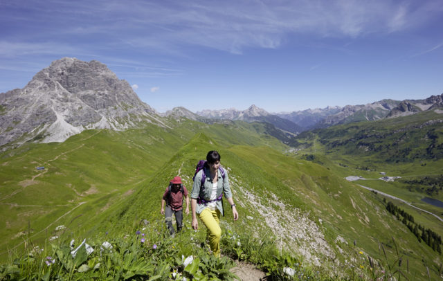 Min Weag-Etappe 9 © Peter Mathis / Vorarlberg Tourismus