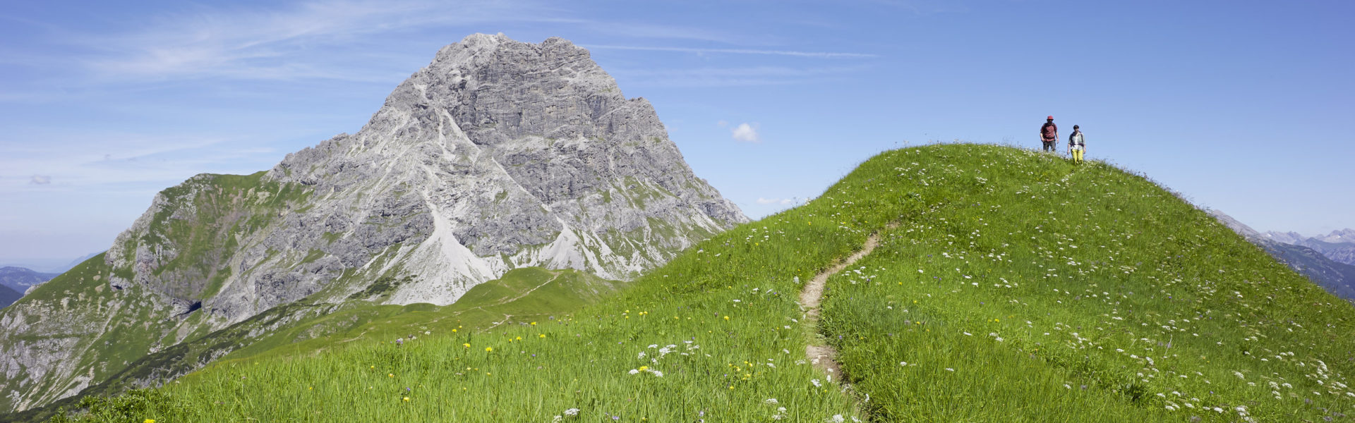Min Weag-Etappe 9, Online Wanderkarte © Peter Mathis / Vorarlberg Tourismus