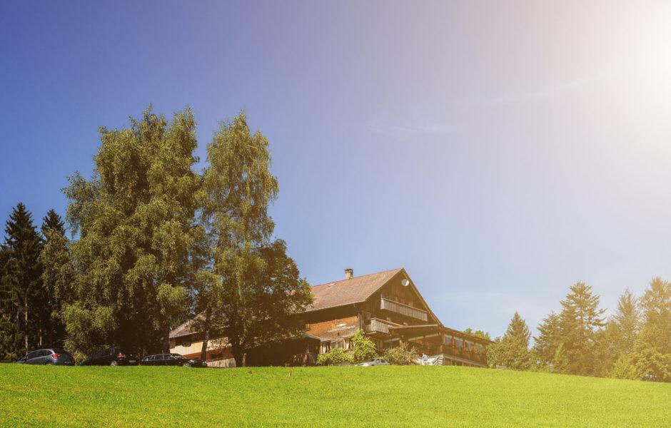 Gasthaus Alpenrose © Markus Gmeiner / Vorarlberg Tourismus GmbH