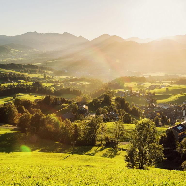 Berghof Fetz, Bödele © Markus Gmeiner / Vorarlberg Tourismus GmbH