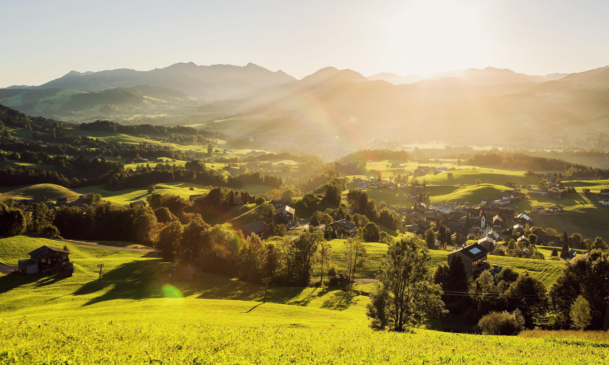 Tipps 10 Einkehrmoglichkeiten Mit Ausblick In Vorarlberg