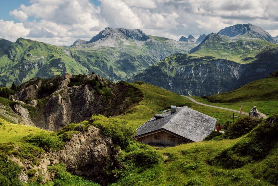 Kriegeralpe, Lech am Arlberg © Markus Gmeiner / Vorarlberg Tourismus GmbH