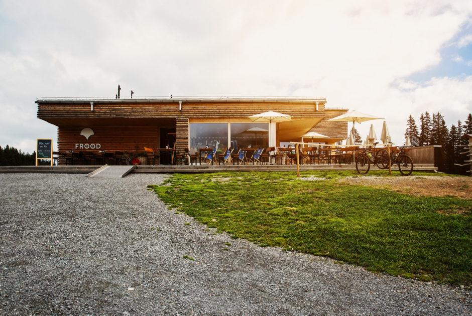 Restaurant Frööd, Brandnertal © Markus Gmeiner / Vorarlberg Tourismus GmbH