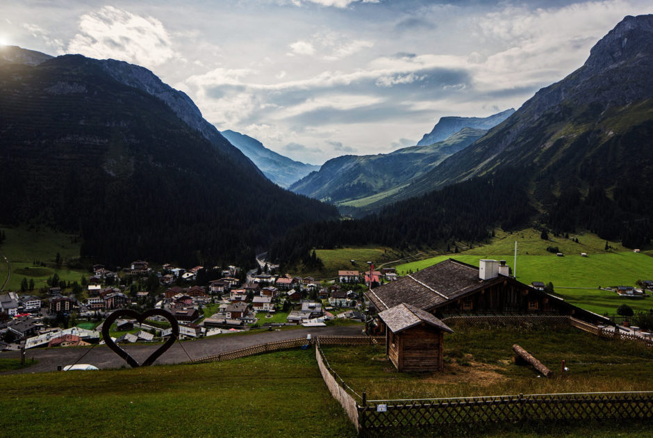 Rud Alpe © Markus Gmeiner / Vorarlberg Tourismus GmbH
