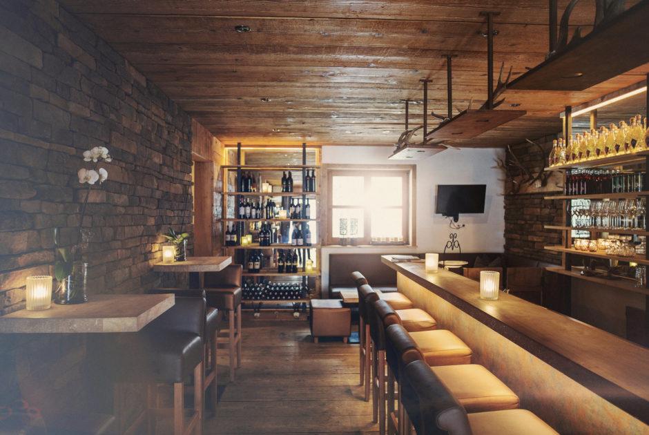 Restaurant Garfrenga, Nenzing © Markus Gmeiner / Vorarlberg Tourismus GmbH