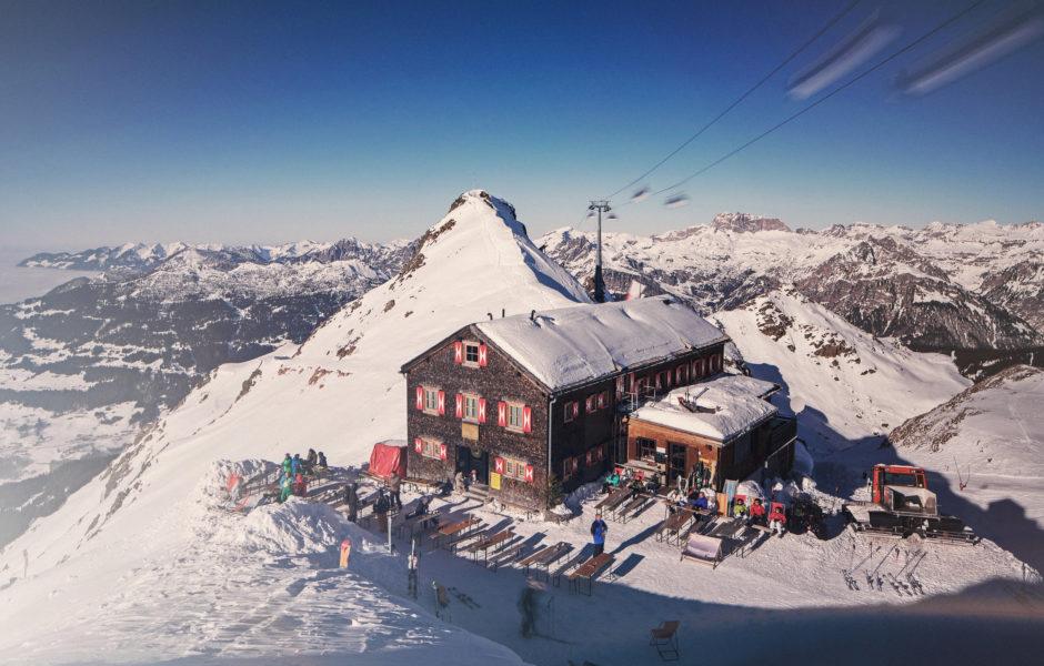 Wormser Hütte, Schruns © Markus Gmeiner / Vorarlberg Tourismus GmbH