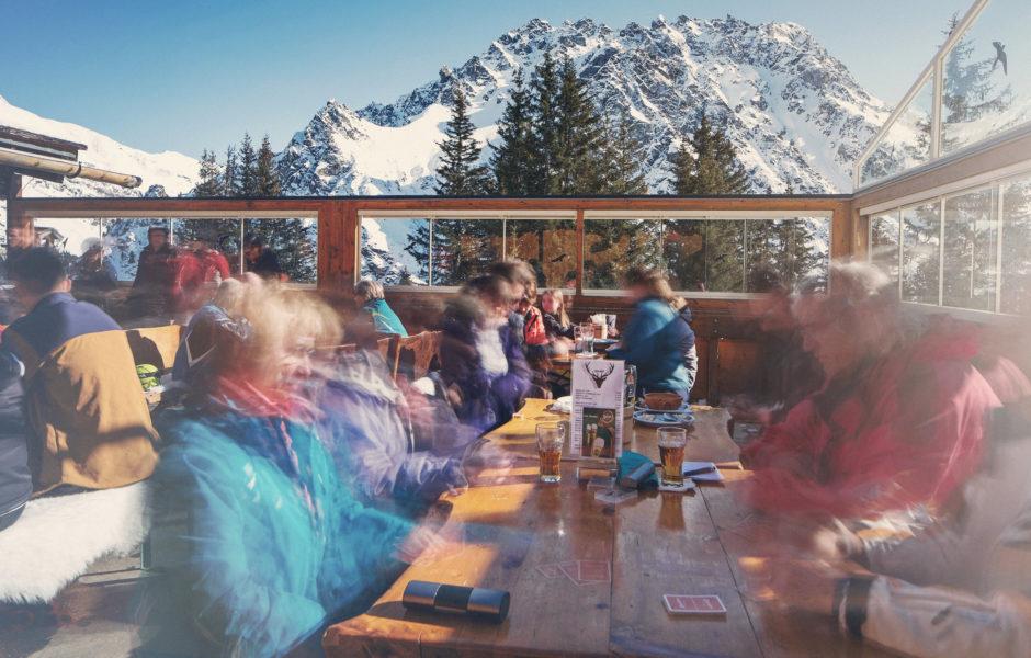 Obwaldhütte, Gargellen © Markus Gmeiner / Vorarlberg Tourismus GmbH