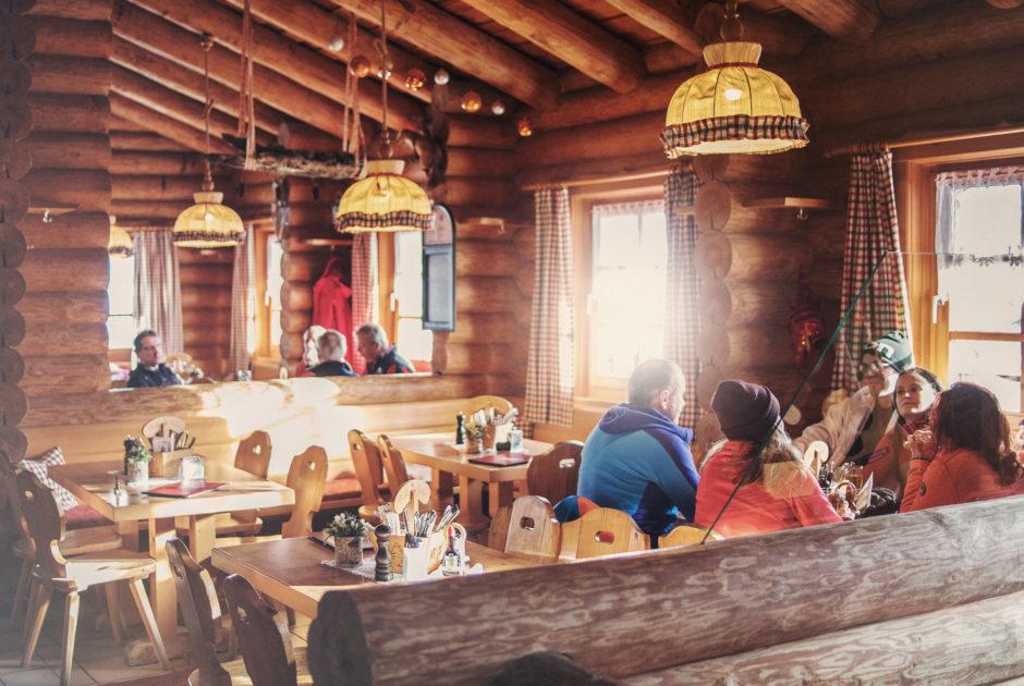 Alpengasthof Melkboden, Brand © Markus Gmeiner / Vorarlberg Tourismus GmbH