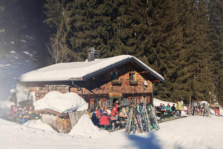 Max Hütte, Mittelberg © Markus Gmeiner / Vorarlberg Tourismus GmbH
