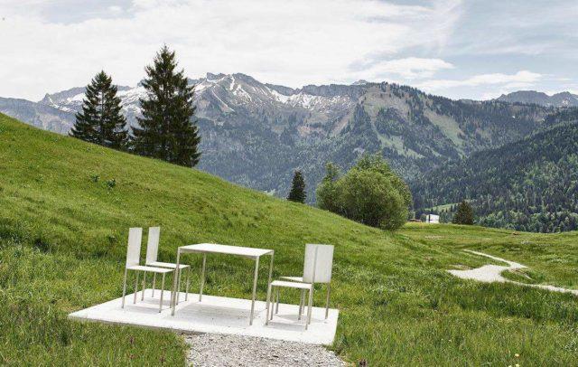 Georunde Rindberg, Kultur, Staatspreis fuer Design 2017, Naturerlebnis (c) Adolf Bereuter / Sibratsgfäll Tourismus