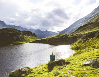 Wandern im Montafon, Bergerlebnis Vorarlberg (c ) Daniel Zangerl / Montafon Tourismus GmbH