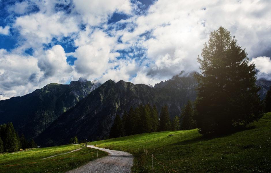 Natursprüngeweg, Brand © Markus Gmeiner / Vorarlberg Tourismus GmbH