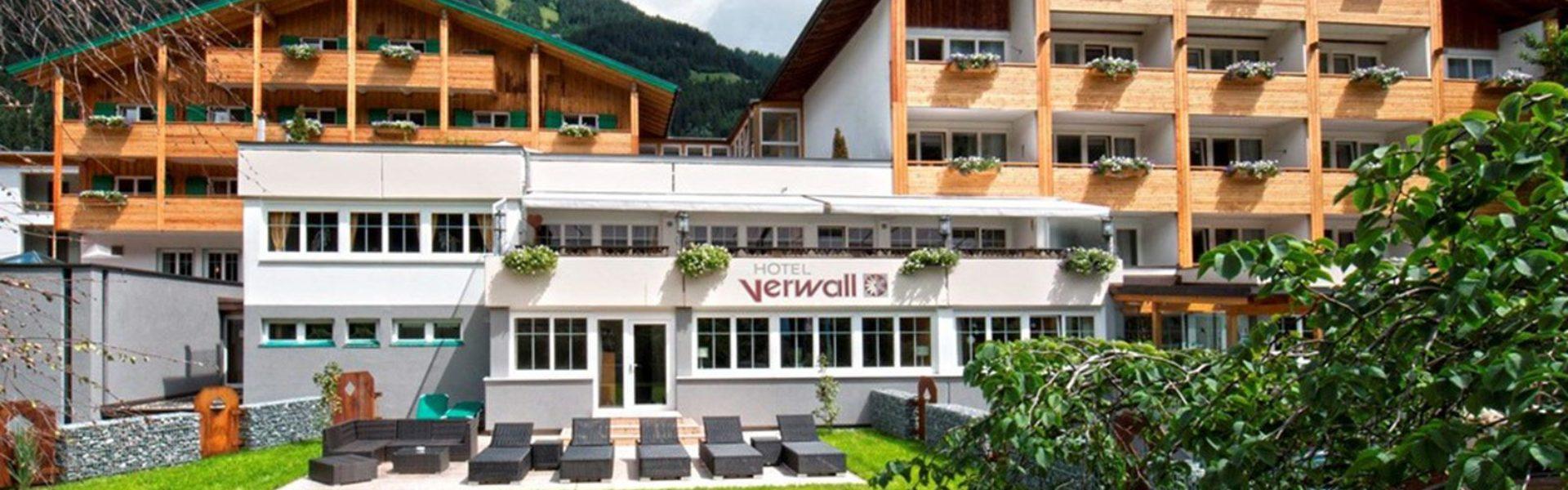 Hotel Verwall Gaschurn im Montafon (c) Hotel Verwall