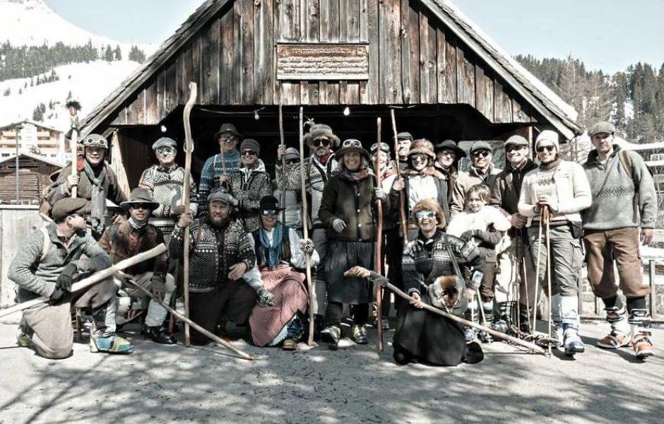 Nostalgie Wochenende im Skigebiet Warth-Schröcken (c) Warth-Schröcken Tourismus