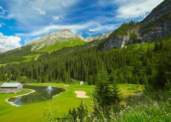 Golfplatz Lech am Arlberg