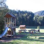 Spielplatz Stausee Ach