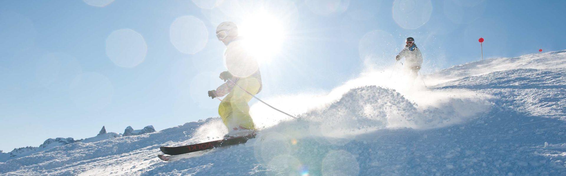 Sonnenskilauf, Montafon, Skifahren in Vorarlberg, Holidays, Saisonfinale (c) Alex Kaiser / Montafon Tourismus GmbH