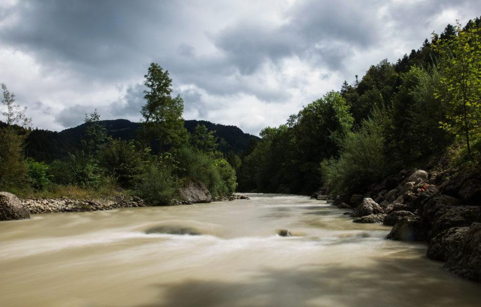 Bregenzerwaldschlucht, Achtalweg © Markus Gmeiner / Vorarlberg Tourismus GmbH