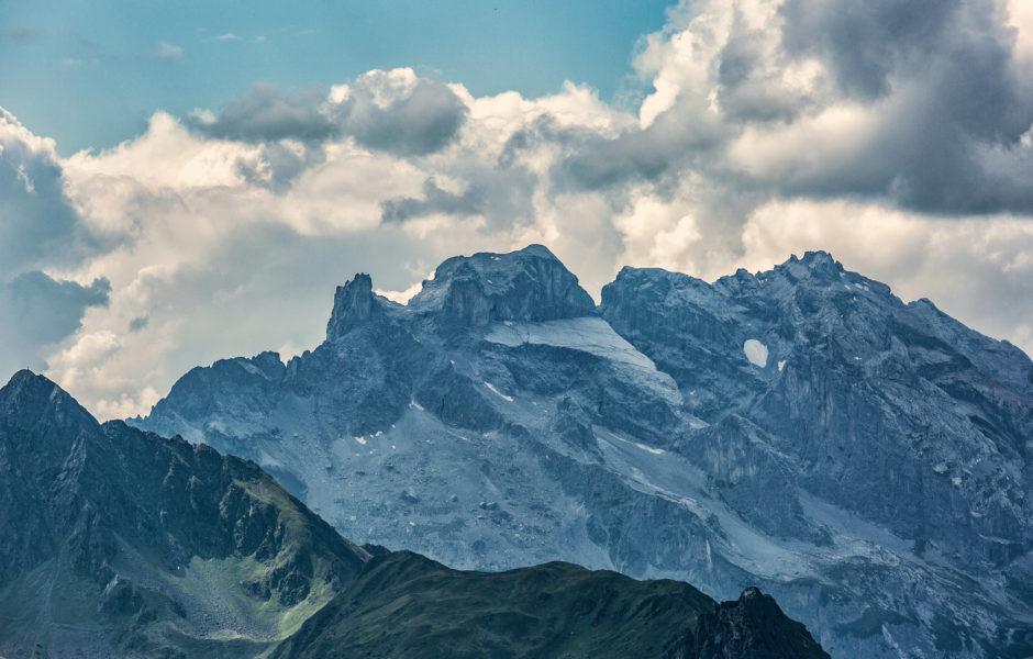 Drei Türme, Montafon © Markus Gmeiner / Vorarlberg Tourismus GmbH