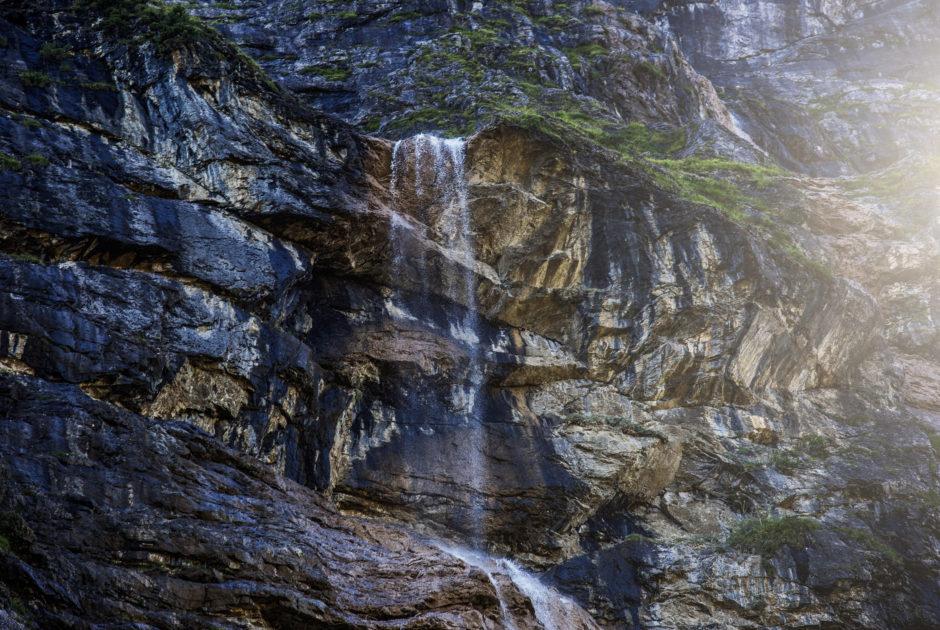 Fallbach, Klostertal © Markus Gmeiner / Vorarlberg Tourismus GmbH