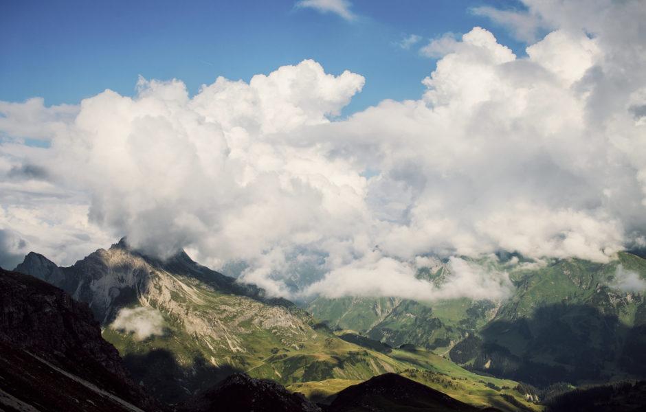 Petersboden, Bergstation, Lech © Markus Gmeiner / Vorarlberg Tourismus GmbH
