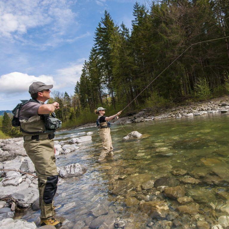 Fischen in Vorarlberg