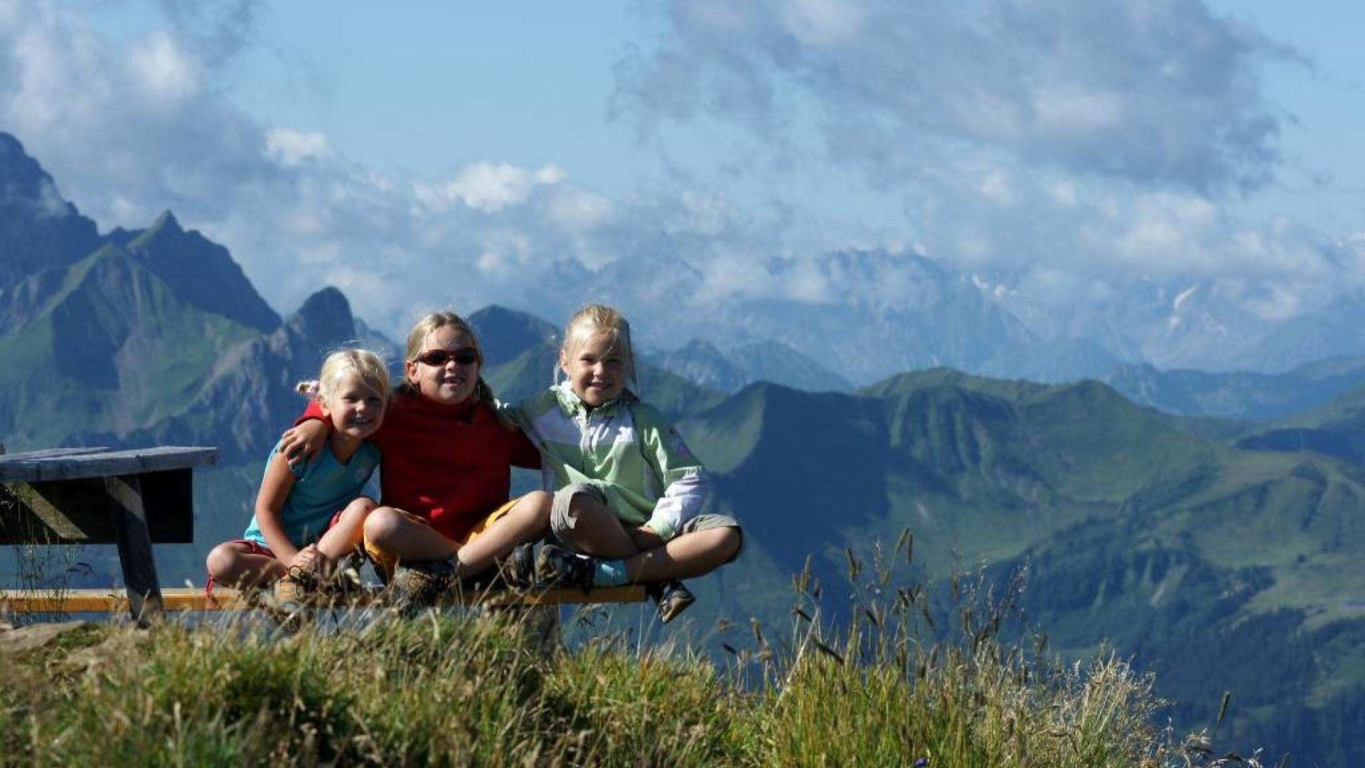 Ein Urlaub als Single mit Kind in Österreich macht gute Laune!