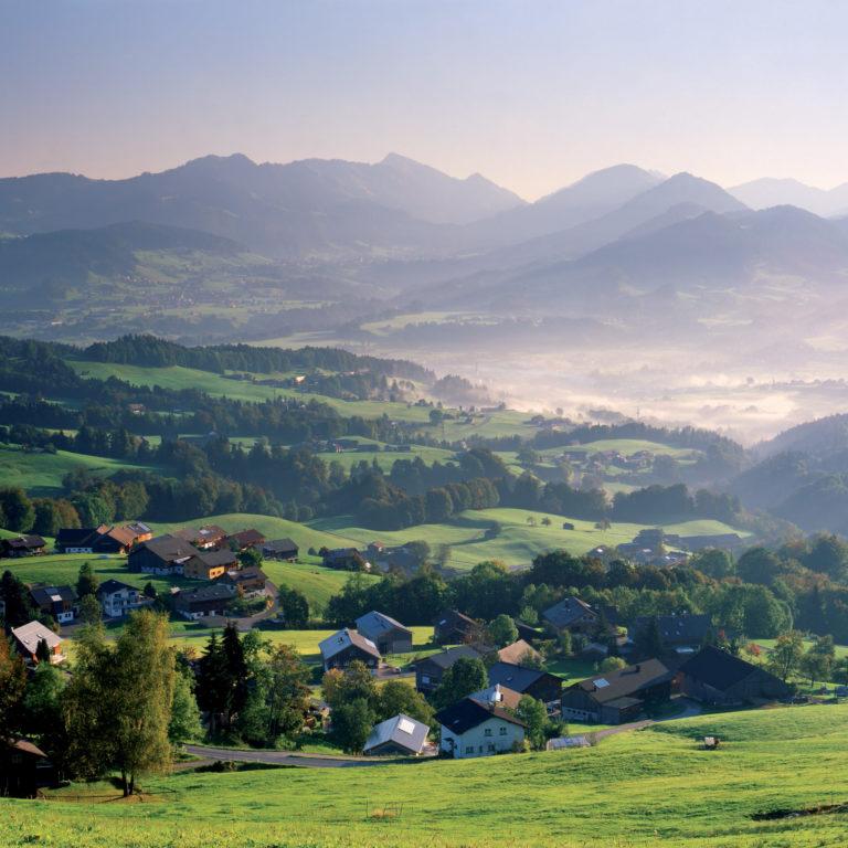 Bregenzerwald © Popp Hackner / Vorarlberg Tourismus